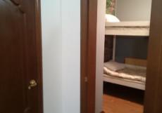 КАМИН (Г. УЛЬЯНОВСК, МЕМОРИАЛ ЛЕНИНА) Двухъярусная кровать в общем номере для мужчин и женщин
