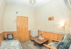 ФИЛИ ИНН (м. Парк победы | Кутузовская) Стандартный двухместный номер с 1 кроватью и общей ванной комнатой