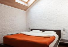 ГРАНД ВИКТОРИЯ (возле Павелецкого вокзала) Стандартный двухместный номер 18 м² (двуспальная кровать)