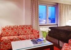 СОКОС ОЛИМПИЯ ГАРДЕН - Original Sokos Hotel Olympia Garden (м. Технологический институт, Экспофорум) SUPEROIRX TWIN