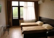 ОЛИМПИЯ ЛАЗАРЕВСКОЕ (поселок Лазаревское) Стандартный с двумя кроватями