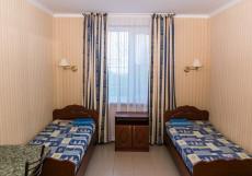 Южная Ночь (сауна) Бюджетный двухместный номер с 1 кроватью