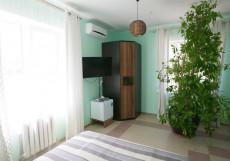 ЛА-МАНЧА (поселок Лазаревское, рядом с аквапарком) Улучшенный с одной кроватью