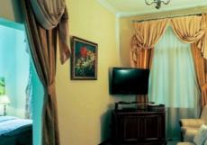 ПАНСИОНАТ РОДИНА (Г. ЕССЕНТУКИ, ВОЗЛЕ Ж/ ВОКЗАЛА) Стандартный двухместный номер с 1 кроватью или 2 отдельными кроватями