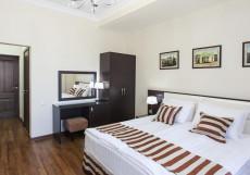 КУРОРТНЫЙ (Г. ЕССЕНТУКИ, ВОЗЛЕ ТЕАТРАЛЬНОЙ ПЛОЩАДИ) Стандартный двухместный номер с 1 кроватью или 2 отдельными кроватями