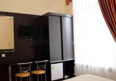 НИКА (Г. ЕССЕНТУКИ, ВОЗЛЕ РЕКИ ПОДКУМОК) Стандартный двухместный номер с 1 кроватью или 2 отдельными кроватями