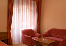 НАЦИОНАЛЬ ДОМБАЙ - National Dombay Hotel 3* Люкс однокомнатный