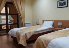 АЛЬПИКА (горнолыжный курорт Альпика, г. Белгород) Стандартный двухместный с двумя кроватями