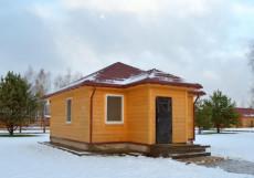 ЛЕСНОЕ ОЗЕРО WOODS LAKE RESORT (Псковская обл., п. Поташево) Family House (Семейный дом)