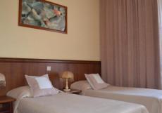 Красный Терем | м. Маяковская | Wi-Fi Стандартный двухместный номер с 2 отдельными или одной двуспальной кроватями