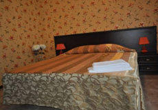 Вилла Аква Вита (г. Алупка, в 10 минутах от побережья Черного моря) Двухместный номер с 2 отдельными кроватями и видом на горы