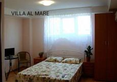 Вилла Аль-Маре (г. Алупка, в 10 минутах от побережья Черного моря) Семейный двухместный номер с 1 кроватью