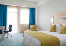 Ривьера Sunrise Спа отель (г. Алушта, центр города) Представительский люкс с 1 спальней