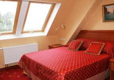Агора Спа отель | г. Алушта | парковка | пляж | в 100 метрах от моря Улучшенный двухместный номер с 1 кроватью и видом на море