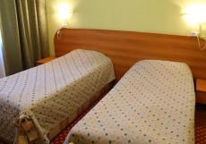 АЛТАЙ ЭКОНОМ ОТЕЛЬ (м. Владыкино) Эконом с двумя кроватями