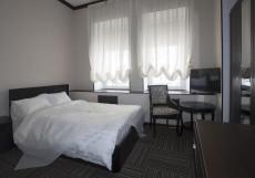 Д-отель Тверская | м. Охотный ряд | Красня площадь | с завтраком Стандартный двухместный с одной кроватью