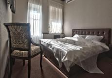 Д-отель Тверская | м. Охотный ряд | Красня площадь | с завтраком Двухместный комфорт с одной кроватью