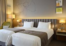 Холидей Инн Селигерская - Площадка для Корпоратива Стандарт (1 двуспальная или 2 односпальные кровати)