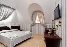 Кастро гостевой дом | пос. Кабардинка | бассейн | детская площадка Бюджетный двухместный номер с 1 кроватью