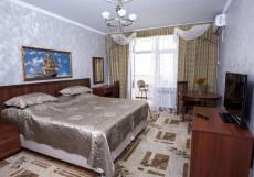 Русь | г. Новороссийск | 1 линия | парковка | пляж | шведский стол Двухместный номер с 1 кроватью