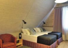 КамИнн Бутик-отель | г. Новороссийск | в центре | сауна | парковка Двухместный номер с 1 кроватью или 2 отдельными кроватями