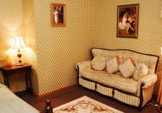 Золотая Середина | Адмиралтейский район Улучшенный двухместный номер с 1 кроватью