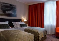Домина | г. Новосибирск | парковка | cауна | джакузи Стандартный двухместный номер с 1 кроватью или 2 отдельными кроватями
