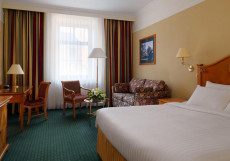 МАРРИОТТ ГРАНД ОТЕЛЬ - MARRIOT GRAND HOTEL TVERSKAYA Делюкс (1 double/ 2 twin)
