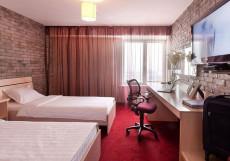 Маринс Парк Отель Нижний Новгород (рядом с Нижегородской ярмаркой) Стандартный двухместный номер с 2 отдельными кроватями