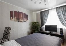 Вечерний город (г. Севастополь | открытый бассейн | джакузи) Апартаменты-люкс с 1 спальней