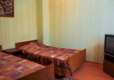 АДАМАС | г. Хотьково | бесплатная парковка Двухместный комфорт с двумя отдельными кроватями