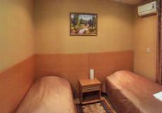 Аркада | м. Бабушкинская | парковка | теннисный корт Двухместный номер с 1 кроватью или с 2 отдельными кроватями и собственной ванной комнатой