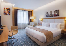 Holiday Inn Baku - Холидей Инн Баку | г. Баку | бассейн | CПА Номер с кроватью размера