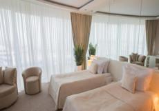 Qafgaz Baku Sport Hotel - Кафгаз Баку Спорт | баня - сауна | парковка Улучшенный двухместный номер с 2 отдельными кроватями