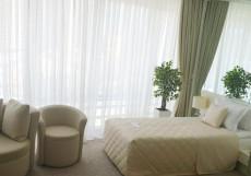 Qafgaz Baku Sport Hotel - Кафгаз Баку Спорт | баня - сауна | парковка Стандартный одноместный номер