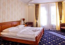 ЗОЛОТАЯ НОЧЬ | Hotel Golden Night Комфорт (1 двухместная или 2 одноместные кровати)