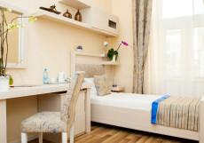 Bristol Hotel - Бристоль Хотел | г. Баку | парковка | прокат велосипедов Стандартный одноместный номер