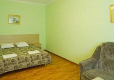 КАЛИФОРНИЯ | Сукко | Бассейн Улучшенный двухместный (1 кровать)
