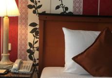 Европа | г. Баку | бассейн | джакузи | вид на море Двухместный номер Делюкс с 1 кроватью