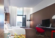Ramada Hotel and Suites Baku - Рамада Хотел энд Сьютс Баку | м Гянджлик | CПА | бассейн Стандартный двухместный номер с 1 кроватью