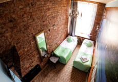 АМПЛУА АРТ-ОТЕЛЬ | г. Санкт-Петербург Стандарт (1 двуспальная или 2 односпальные кровати)