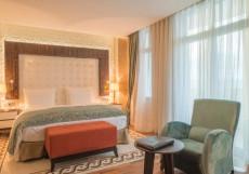 Kempinski Hotel Badamdar - Кемпински Бадамдар | аквапарк | бассейн | CПА Улучшенный двухместный номер с 1 кроватью