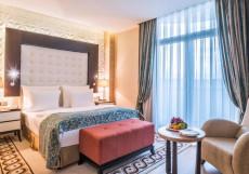 Kempinski Hotel Badamdar - Кемпински Бадамдар | аквапарк | бассейн | CПА Двухместный номер Делюкс с 1 кроватью