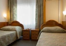 ИНТУРИСТ | г. Хабаровск, набережная Двухместный 1 категория (2 кровати)