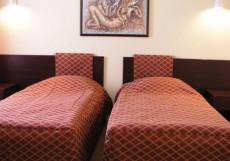 Парк-Отель (г. Анапа, центр) Стандартный двухместный номер с 1 кроватью или 2 отдельными кроватями