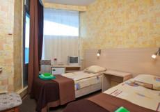 СОСНОВАЯ РОЩА ПАНСИОНАТ | г. Геленджик, центр | Всё включено Бюджетный двухместный (2 кровати)