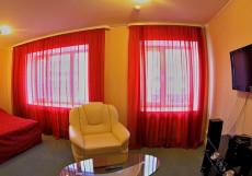 Строитель (г. Сыктывкар, в центральной части города) Улучшенный двухместный номер с 1 кроватью
