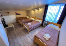 Мини-отель «Riekkalansaari» Четырехместный номер