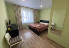 Мини-отель «Riekkalansaari» Двухместный номер с 1 кроватью и общей ванной комнатой