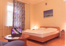 Парк - Отель Май | м. Первомайская | WI-FI 2-местный Стандарт 1 кровать